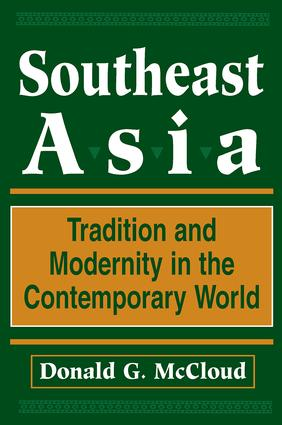 The Interstate System of Contemporary Southeast Asia