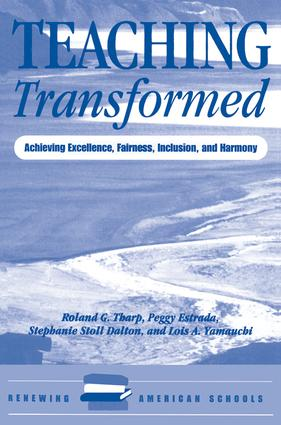 Teaching Transformed: Achieving Excellence, Fairness, Inclusion, And Harmony, 1st Edition (Paperback) book cover