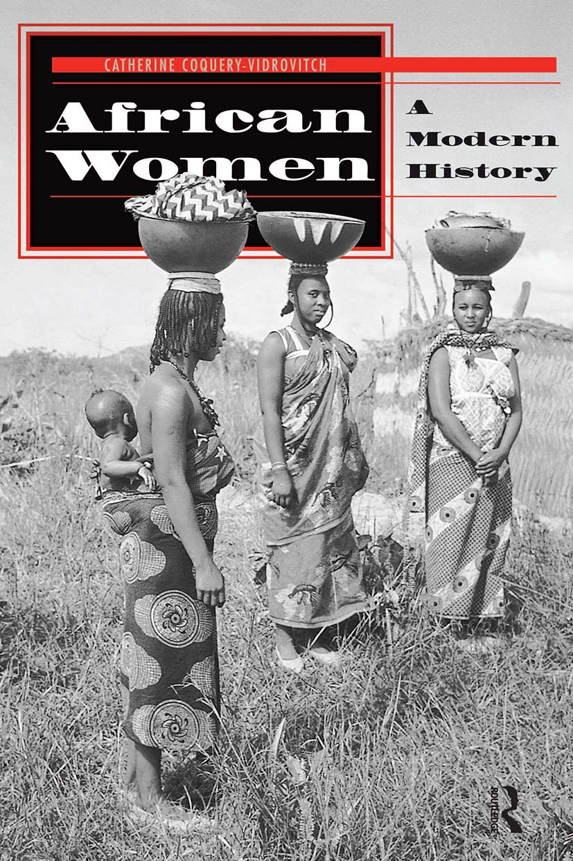 African Women: A Modern History book cover