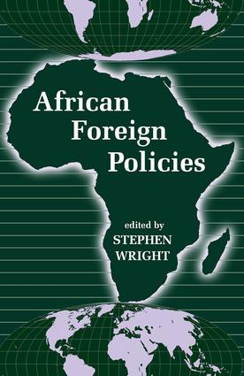 The Changing Context of African Foreign Policies
