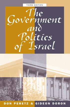 The Government And Politics Of Israel