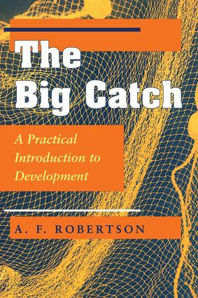 The Big Catch: A Practical Introduction To Development, 1st Edition (Paperback) book cover
