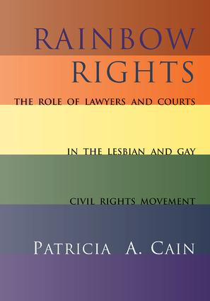 Rainbow Rights book cover