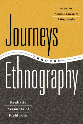 Journeys Through Ethnography: Realistic Accounts Of Fieldwork, 1st Edition (Paperback) book cover