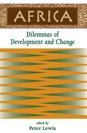 Africa: Dilemmas Of Development And Change, 1st Edition (Paperback) book cover