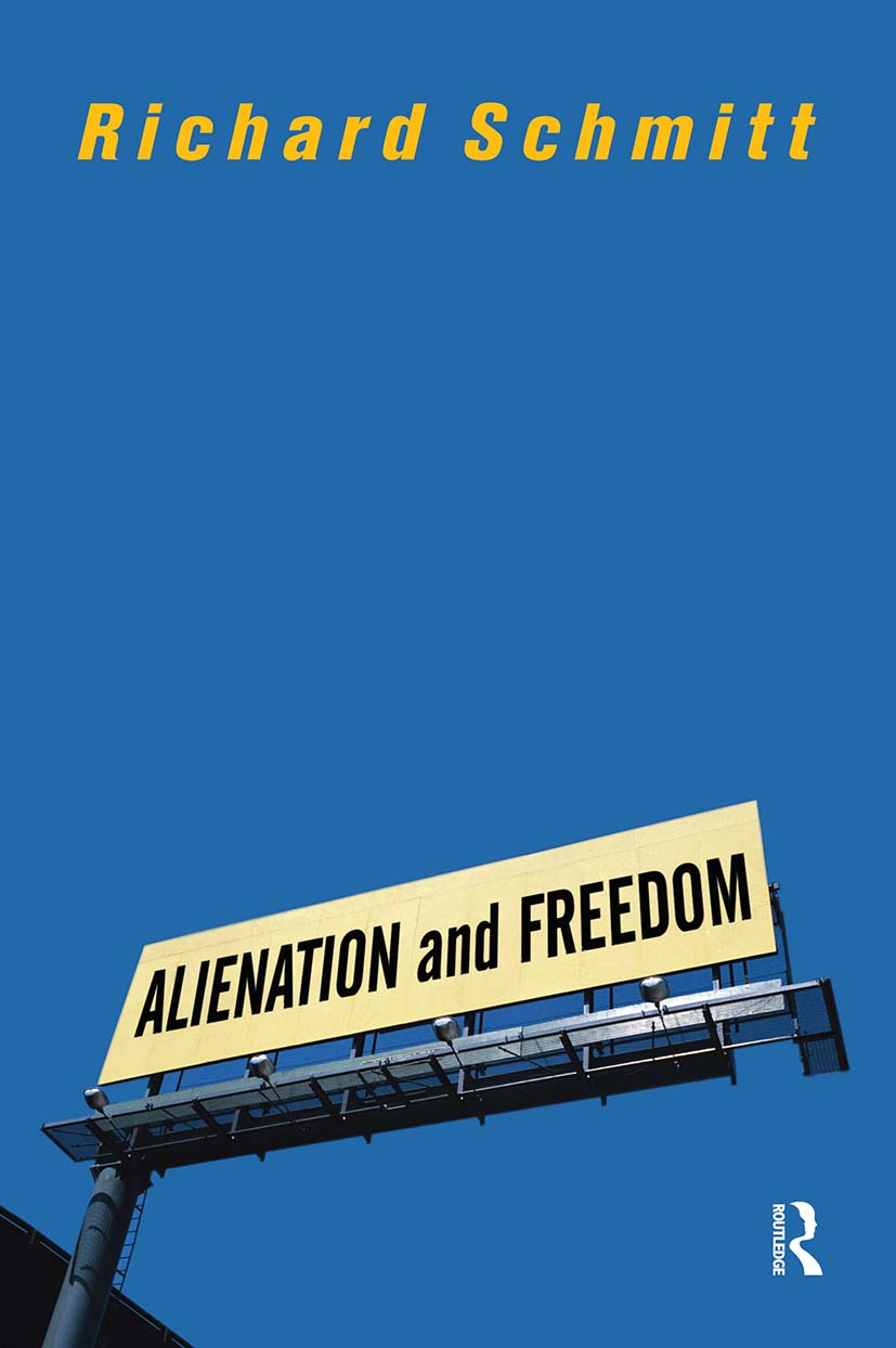 Alienation And Freedom: 1st Edition (Paperback) book cover