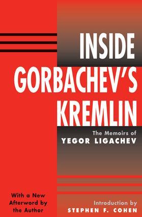Inside Gorbachev's Kremlin
