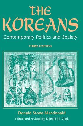 The Problem of Korean Reunification
