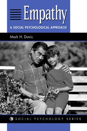 Empathy: A Social Psychological Approach, 1st Edition (Paperback) book cover
