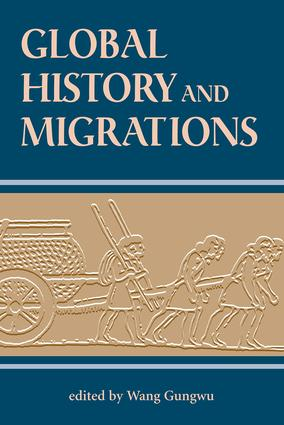 Global History And Migrations: 1st Edition (Paperback) book cover
