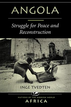 Angola: Struggle For Peace And Reconstruction book cover