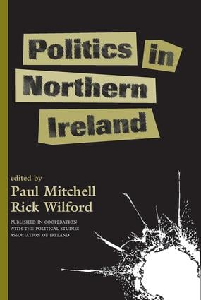 Politics In Northern Ireland: 1st Edition (Paperback) book cover