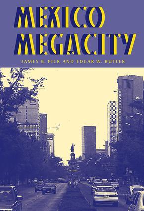 Mexico Megacity book cover
