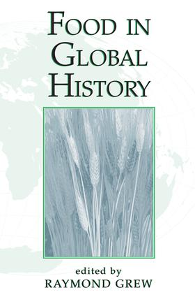 Food In Global History: 1st Edition (Paperback) book cover