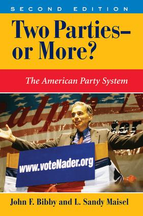 Two Parties--or More?: The American Party System, Second Edition book cover