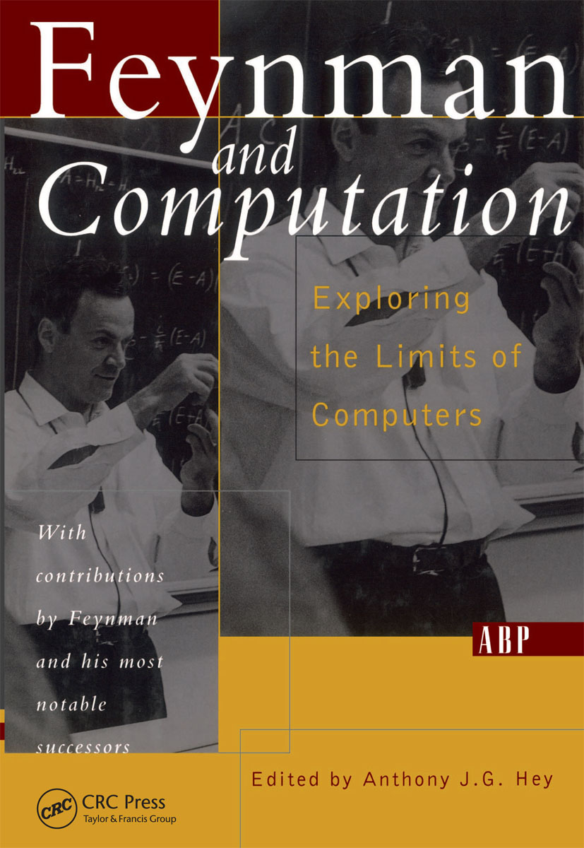 Feynman And Computation book cover