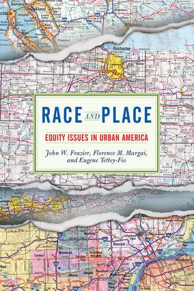 Race And Place: Equity Issues In Urban America, 1st Edition (Paperback) book cover