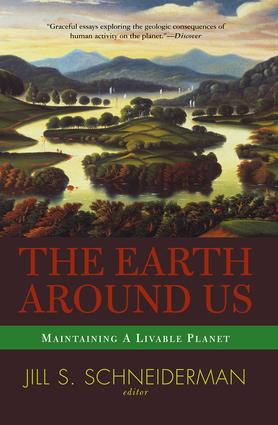 The Earth Around Us: Maintaining A Livable Planet, 1st Edition (Paperback) book cover