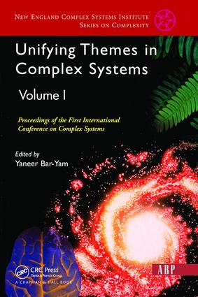 Unifying Themes In Complex Systems, Volume 1: Proceedings Of The First International Conference On Complex Systems, 1st Edition (Paperback) book cover