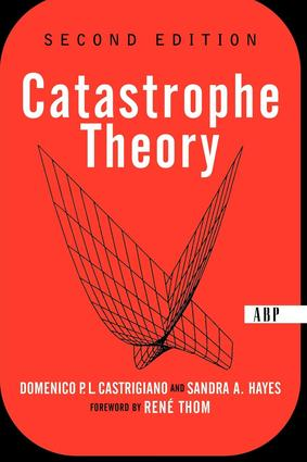 Catastrophe Theory: Second Edition, 2nd Edition (Paperback) book cover