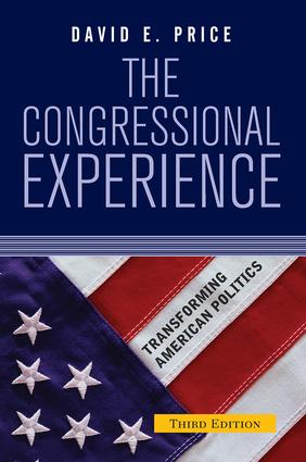 The Congressional Experience: 3rd Edition (Paperback) book cover