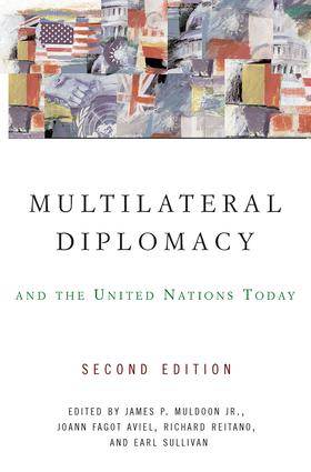 Multilateral Diplomacy and the United Nations Today: 2nd Edition (Paperback) book cover