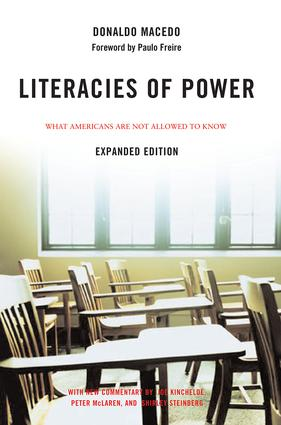 Literacies of Power