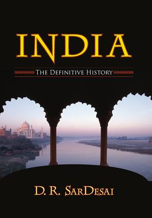 India: The Definitive History, 1st Edition (Paperback) book cover