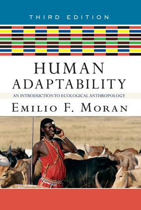 Human Adaptability: An Introduction to Ecological Anthropology, 3rd Edition (Paperback) book cover