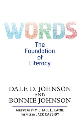 Words: The Foundation of Literacy, 1st Edition (Paperback) book cover