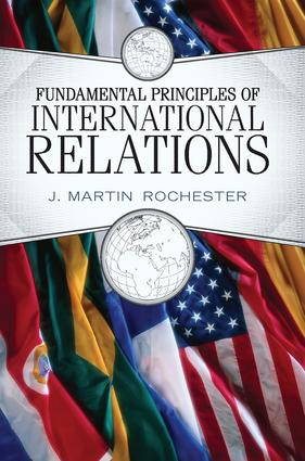 Fundamental Principles of International Relations: 1st Edition (Paperback) book cover