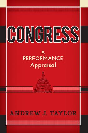 Congress: A Performance Appraisal, 1st Edition (Paperback) book cover
