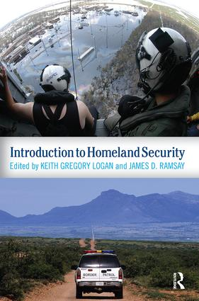 Introduction to Homeland Security: 1st Edition (Paperback) book cover