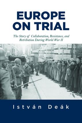 Europe on Trial