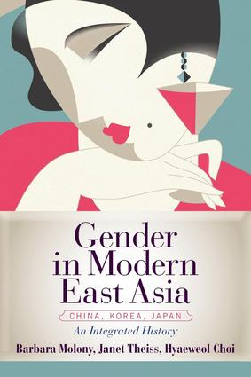 Gender in Modern East Asia book cover