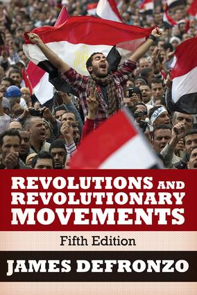 Revolutions and Revolutionary Movements: 5th Edition (Paperback) book cover