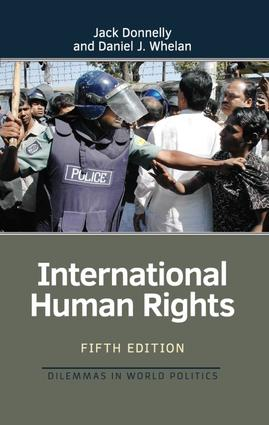 International Human Rights: 5th Edition (Paperback) book cover