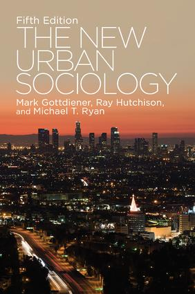 The New Urban Sociology: 5th Edition (Paperback) book cover