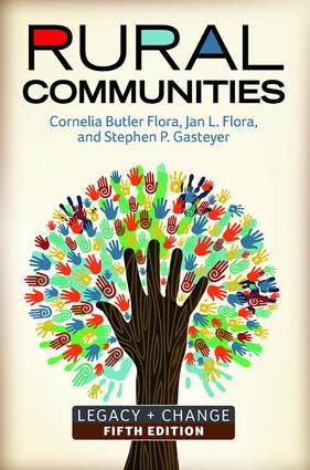 Rural Communities: Legacy + Change, 5th Edition (Paperback) book cover