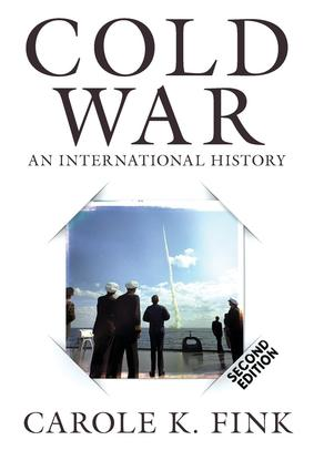 Cold War: An International History, 2nd Edition (Paperback) book cover