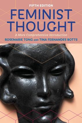 Feminist Thought: A More Comprehensive Introduction, 5th Edition (Paperback) book cover