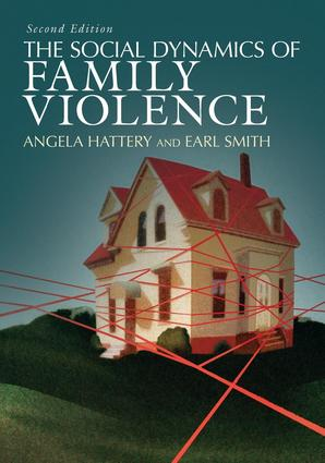 The Social Dynamics of Family Violence: 2nd Edition (Paperback) book cover