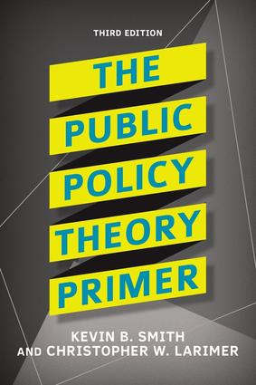 The Public Administration Theory Primer | Taylor & Francis Group