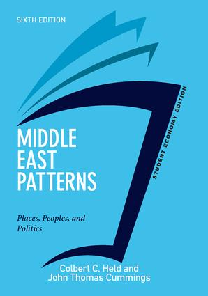 Middle East Patterns, Student Economy Edition: Places, People, and Politics book cover