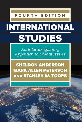 International Studies: An Interdisciplinary Approach to Global Issues, 4th Edition (Paperback) book cover