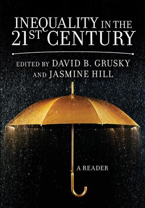 Inequality in the 21st Century: A Reader, 1st Edition (Paperback) book cover