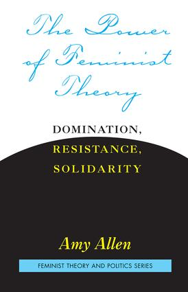 The Power of Feminist Theory book cover