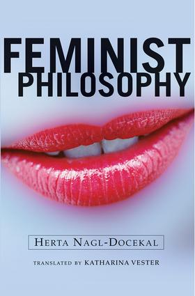 Feminist Philosophy: 1st Edition (Paperback) book cover