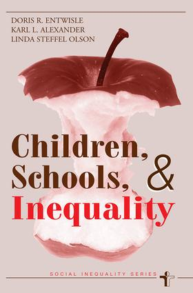 Children, Schools, And Inequality: 1st Edition (Paperback) book cover