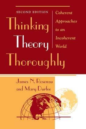 Thinking Theory Thoroughly